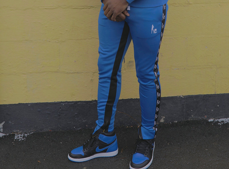 BLUE STRIP ALTER EGO PANTS (SOLD OUT)