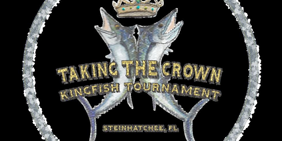 Taking the Crown Kingfish Tournament
