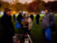 2013 Fall Starfest, with the Amateur Astronomers Association of New York - Central Park, NY