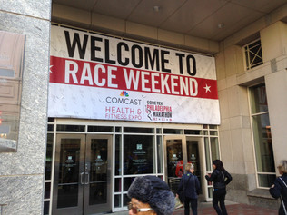 2015 PHILADELPHIA MARATHON RACE REPORT
