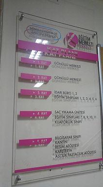 Kadıköy Yönlendirme Tabelası