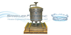 Process Filtration Filter Housing