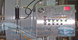 Automatic DCS, PLC and SCADA control filters
