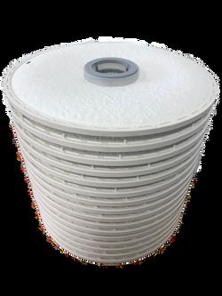 Sparkler Lenticular Filters- Filter Media