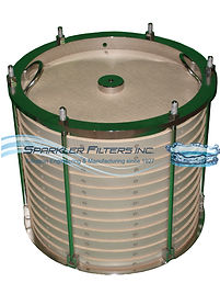 Horizontal Plate Filter Cartridge