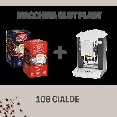 Macchina Slot Plast + 108 Cialde