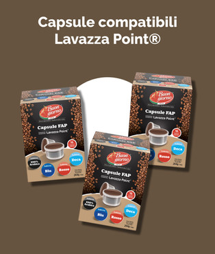 Capsule Lavazza Point