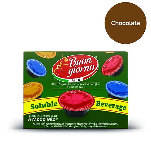 A Modo Mio Chocolate (16 Capsules)