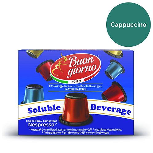 10 Capsule compatibili Nespresso® Cappuccino