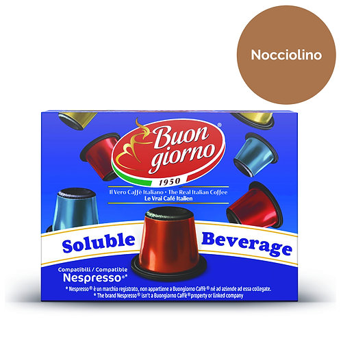 Capsule compatibili Nespresso® Nocciolino