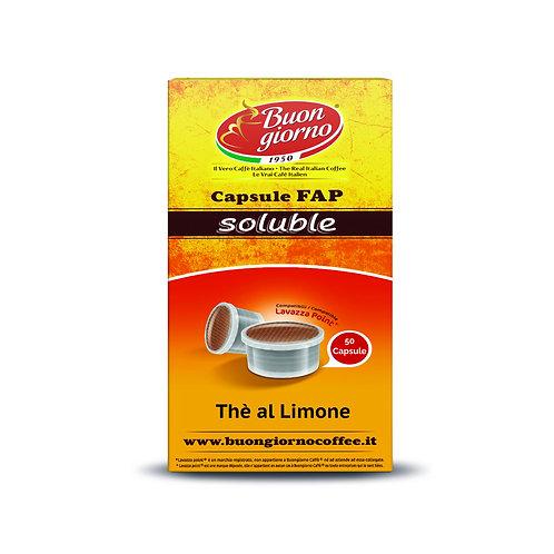 Capsule compatibili Lavazza Point® Thè al Limone