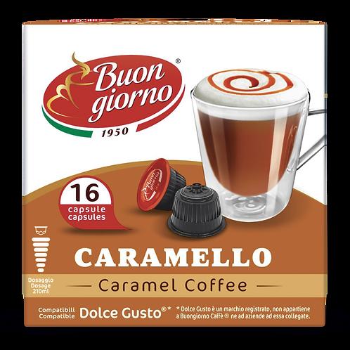Capsule compatibili Dolce Gusto, Caffè gusto Caramello