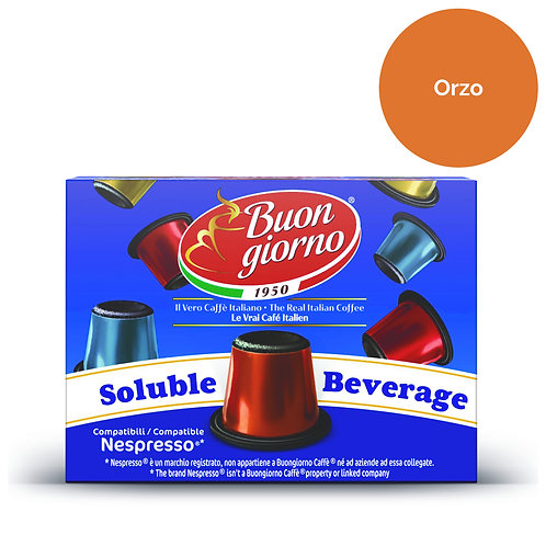 Capsule compatibili Nespresso® Orzo