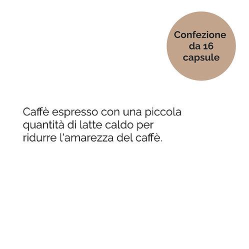Capsule compatibili A Modo Mio, miscela Cortado, qualità, composizione e provenienza
