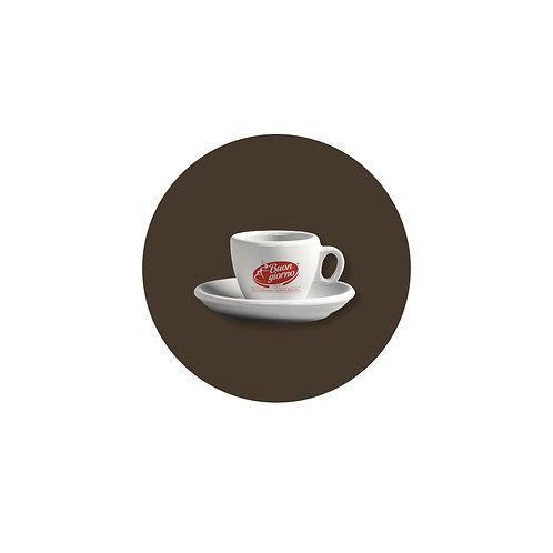 Tazzine da Caffè (set da 6 pezzi)