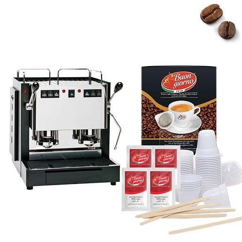 Macchina Mini Mini + Kit Caffè