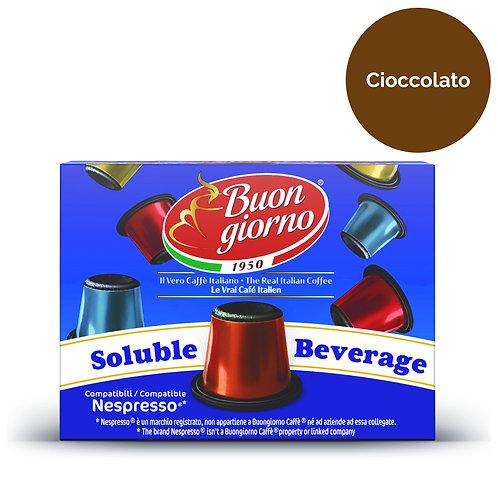10 Capsule compatibili Nespresso® Cioccolato