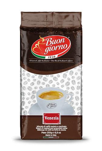 Venezia Ground branded Caffè Buongiorno