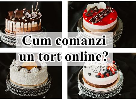Cum comanzi un tort din vârful patului?