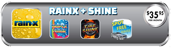 rainx and shine monthly without  backgro