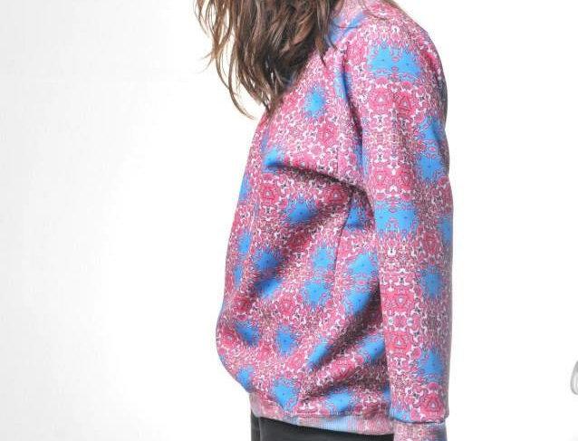 Mushroom Sweater