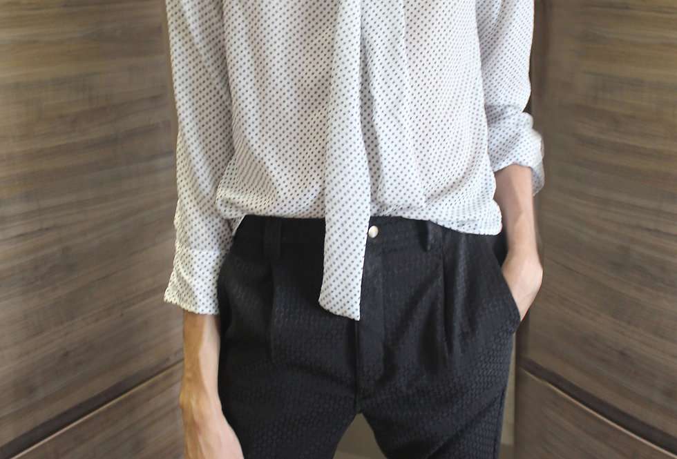 Work Blouse - Tailoring Shirt
