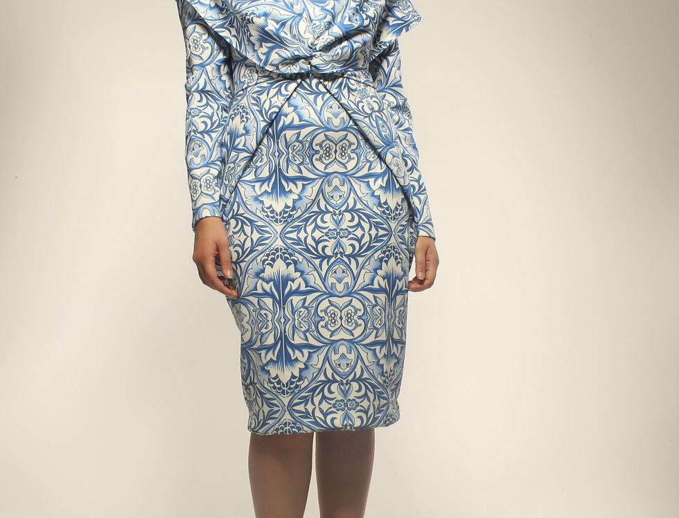 -Tile Dress