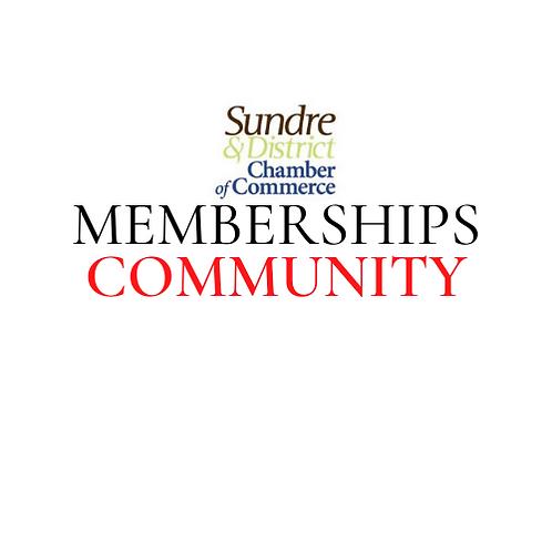 Membership - Community Member