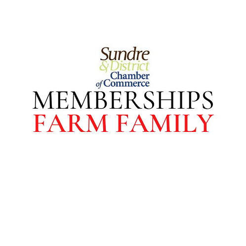 Membership - Farm Family