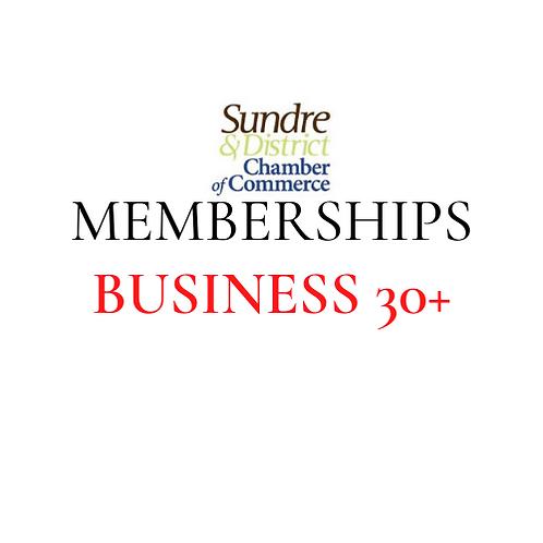 Membership - 30+