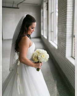 Isn't she just gorgeous_! #bridalmakeup #bridalhair #bride #kentuckywedding #whitewedding