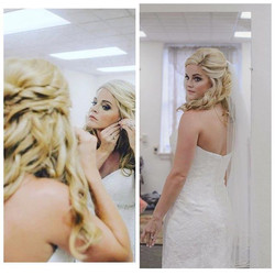 Another one of my gorgeous brides inside and out!! _secoley11 thank you for being so wonderful to wo