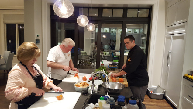 st armands cooking class