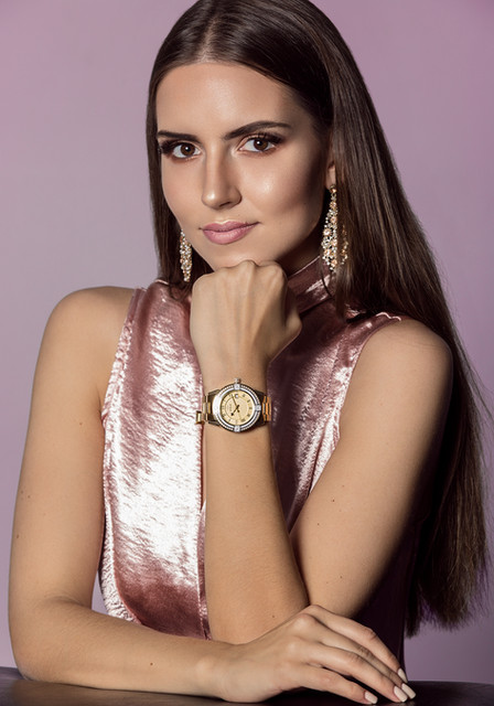 Commercial campaign for Doyen Watch