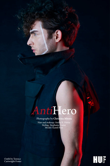 Anti Hero for HUF Magazine