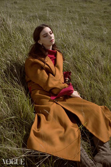 Seven Sisters for Afi Magazine; also featured in Xiox Magazine