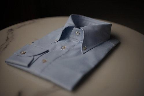 Light Blue Barleycorn Shirt