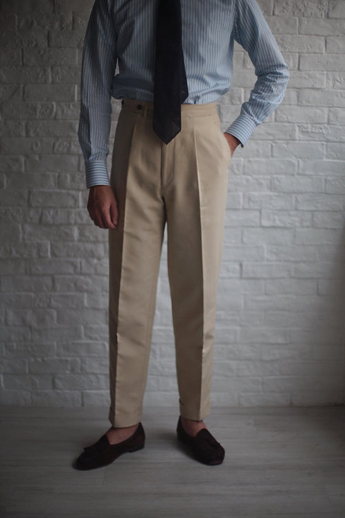 Lightweight Summer Cotton Chinos