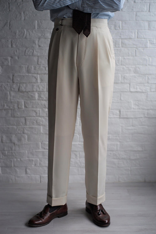 Holland and Sherry Royal Mile 1976 Plains Trousers