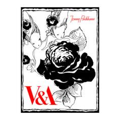 Victoria & Albert tote bag design