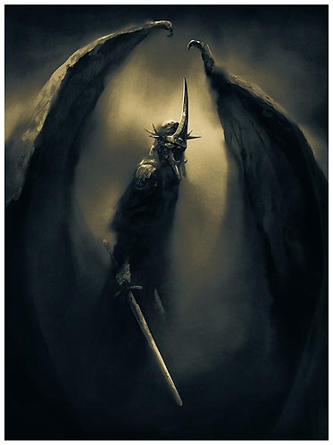 LORD OF THE NAZGÛL | The Lord of the Rings