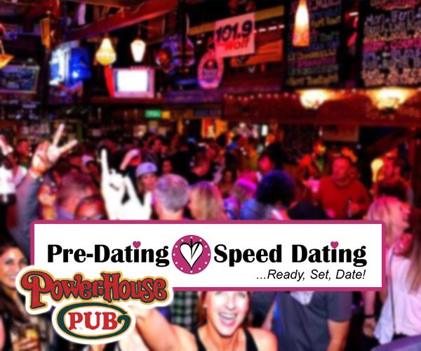 predating speed dating