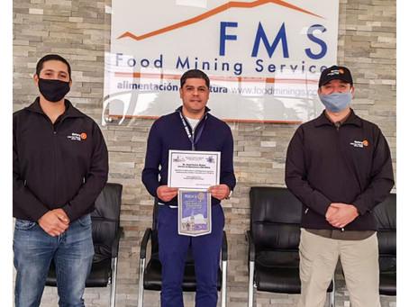 FMS colaborando a familias de Arica
