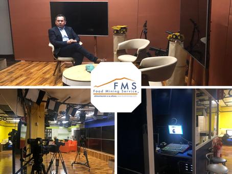 Rodrigo Hermosilla, CEO de FMS, en Antofagasta TV