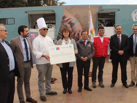 Food Mining Service apoya al #PlanInvierno2019
