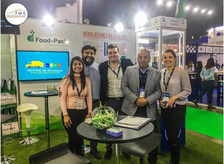 """FMS presentes en """"Espacio Food & Service"""""""