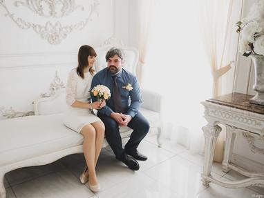 Свадьба Тани и Юры