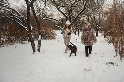 Нина, Вера Ивановна и Эль