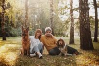 Таня, Макси и их компания