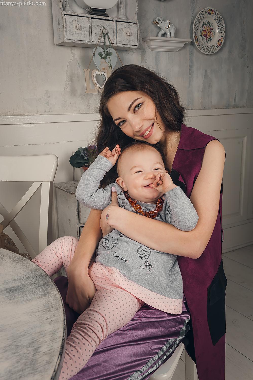Лиза и Юля